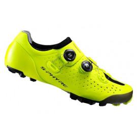 Chaussures VTT Shimano S-PHYRE Jaune