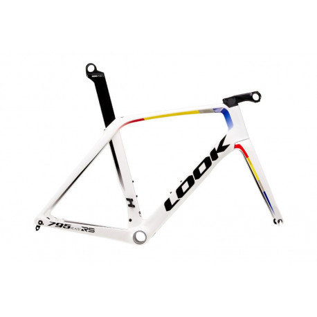 Kit cadre Look Balde RS Proteam blanc