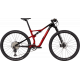 VTT Cannondale Scalpel carbone 3 Rouge/noir