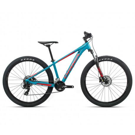 VTT ORBEA MX 27 XS DIRT Bleu-Rouge