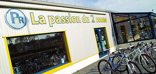 Magasin La Passion Du 2 Roues